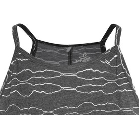 Prana Graphic You Top sin Mangas Mujer, black tidepool